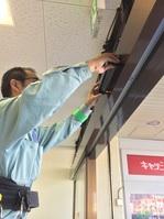 ニトリ自動ドアセンサーカバー取付2.jpg