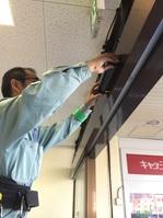 ニトリ自動ドア感知センサーカバー取付1.jpg