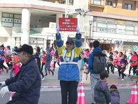 ナゴヤマラソンフェスティバル2018 警備