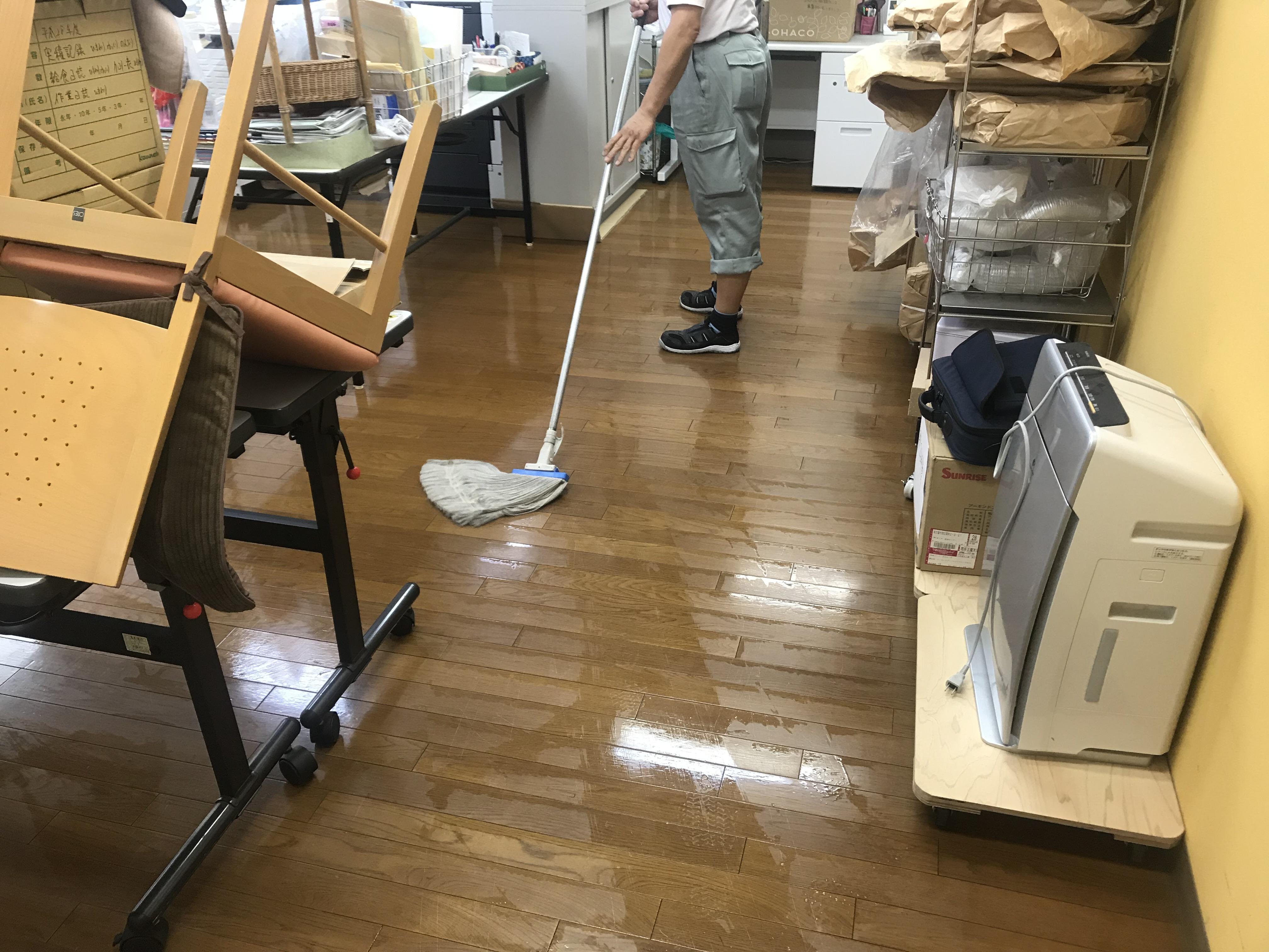 ひまわり社清掃⑤.JPG