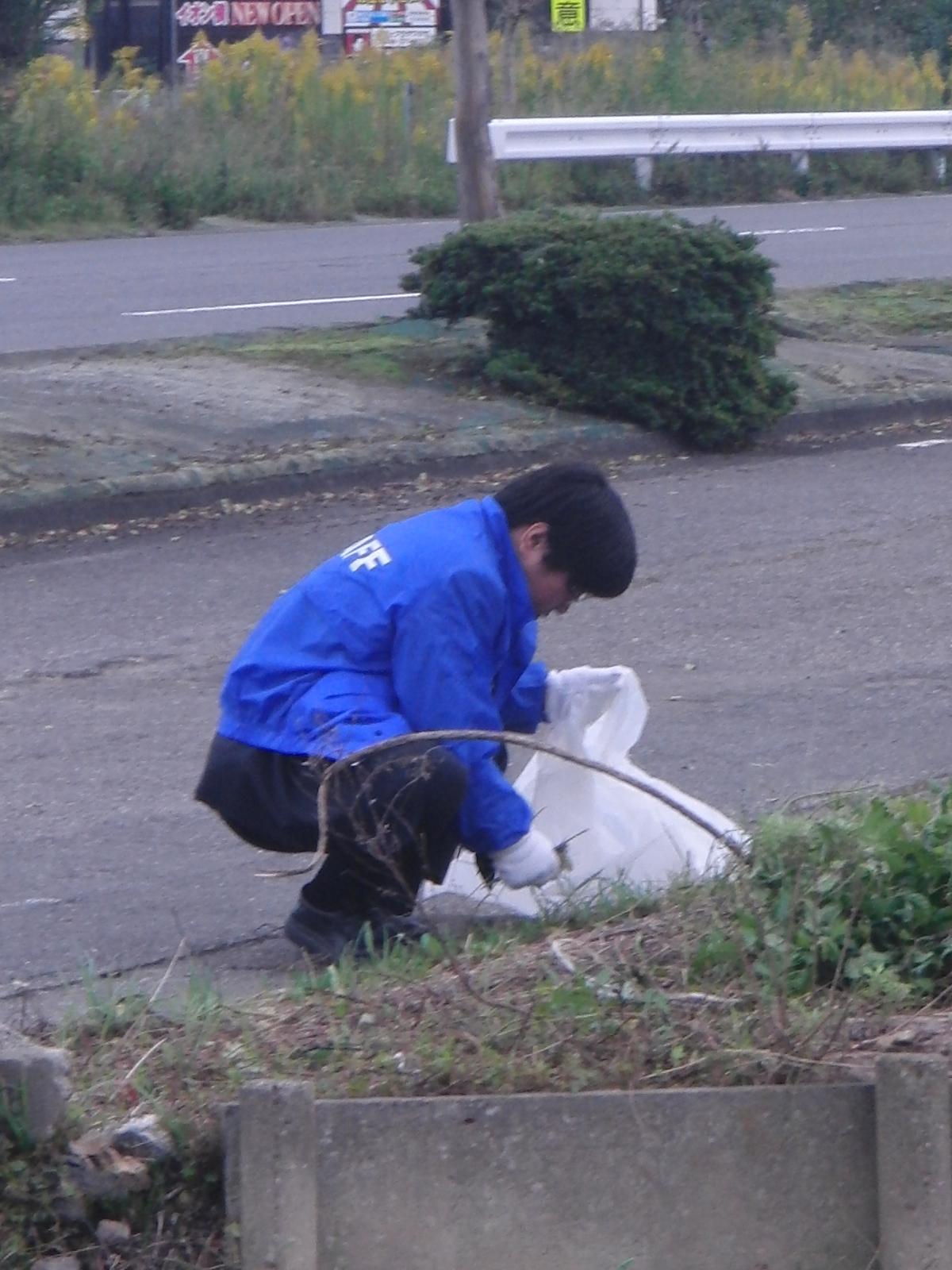 掃除10月①.JPG